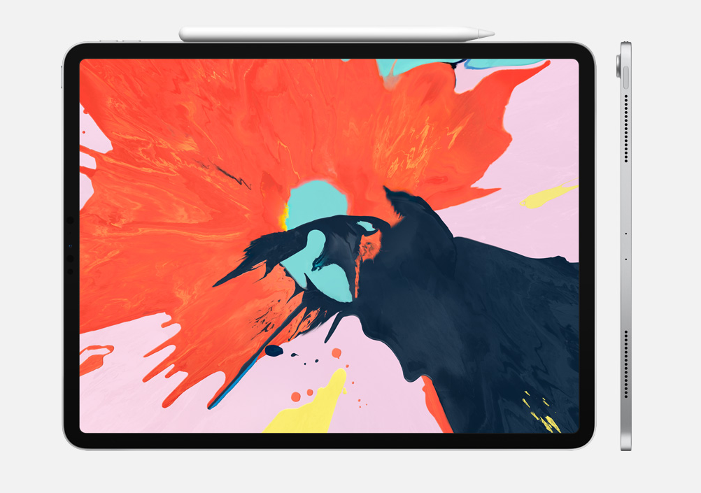 ابل تكشف عن طرازات iPad Pro الجديدة بقياس 11 بوصة و 12.9 بوصة مع الحواف النحيفة و Face ID