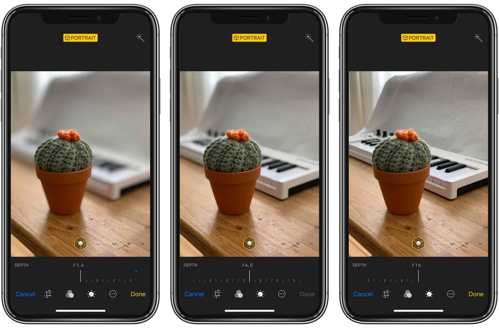 340f0ba01 كيفية عمل ميزة التحكم في العمق على الايفون XS و XS Max و XR