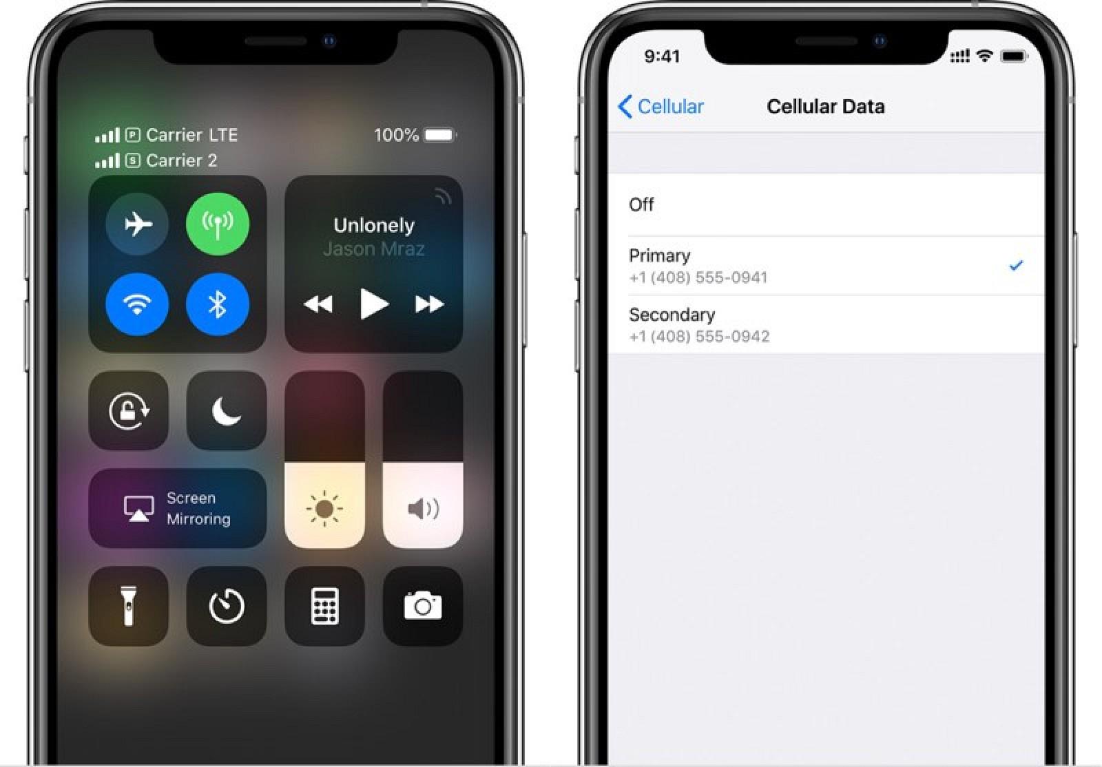 اطلقت أبل تحديث iOS 12.1.2 لأجهزة الايفون مع اصلاح الشريحة الالكترونية