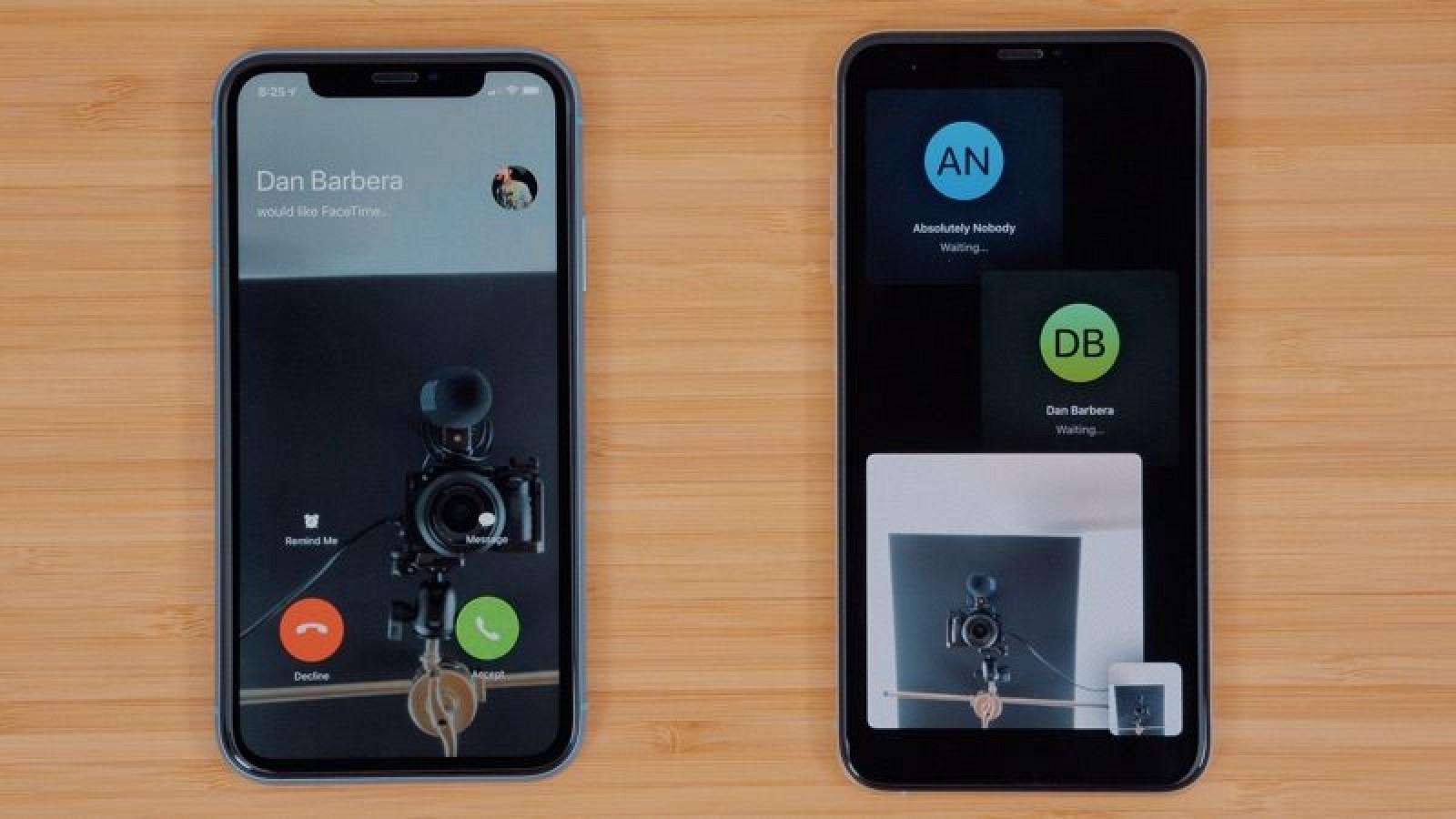 إطلاق تحديث iOS 12.1.4 مع إصلاح الفيس تايم الجماعي
