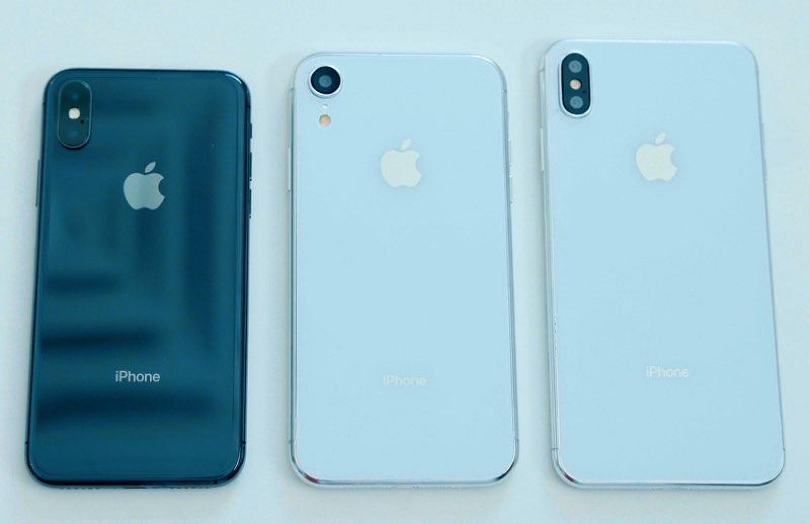 تسريبات تكشف عن سعة التخزين وألوان اجهزة الايفون XS و XS Max و XR