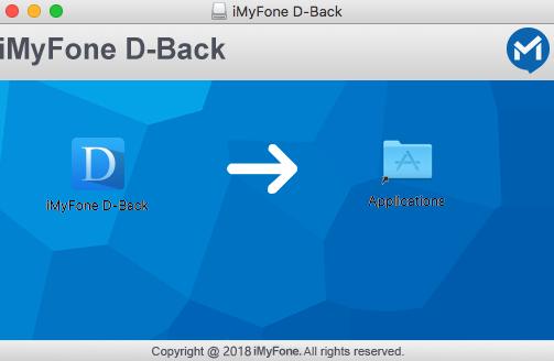 IMyfone D-Back برنامج استرجاع المحذوفات
