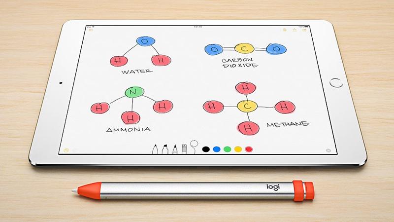 قلم Crayon من Logitech اصبح متوفرا لجميع المستخدمين من خلال متاجر ابل
