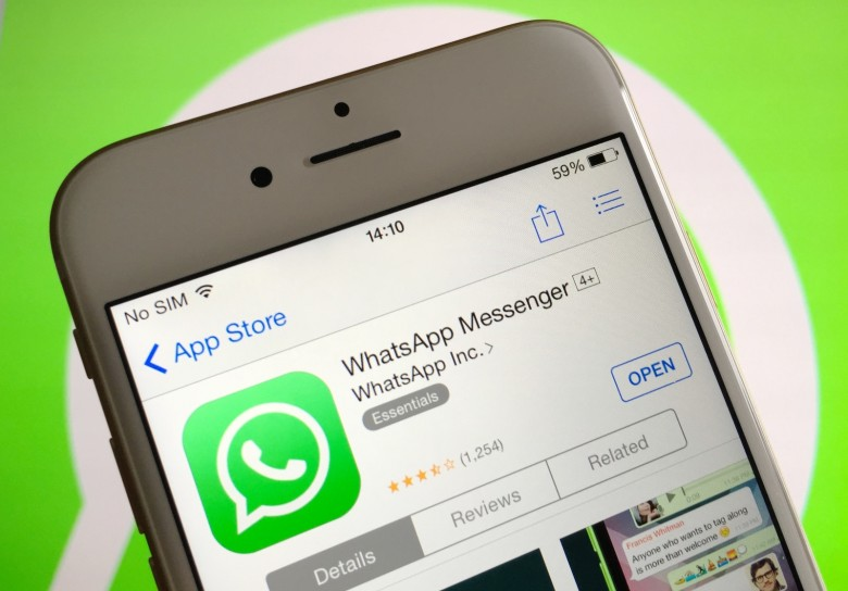 تحديث الواتس اب الجديد يدعم الايفون XS Max ، وتلميحات الوضع الليلي في المستقبل