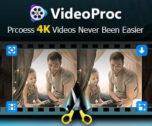 احصل على نسخة مجانية من videoProc و ايفون اكس