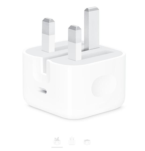 أبل تبدأ ببيع محول الطاقة المستقل 18W USB-C بسعر 29 $ في الولايات المتحدة